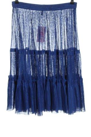 Corakempermann Tulle Skirt blue elegant