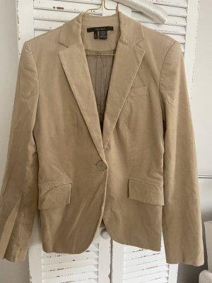Cord Blazer Zara