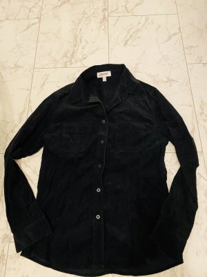 Cord Hemd in 38  schwarz neu