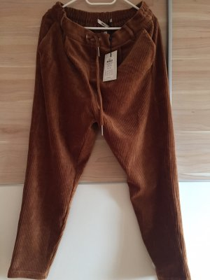 Only Corduroy Trousers brown-light brown
