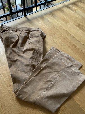 Michael Kors Corduroy Trousers beige-camel