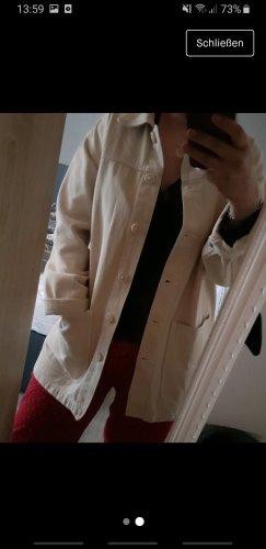 cord Jacke aus jeans