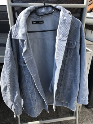 Zara Denim Jacket azure