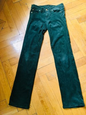 Cord jeans von 7 for all mankind