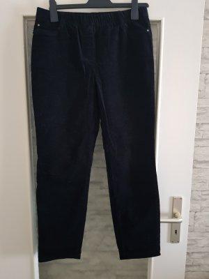 CANADA Corduroy Trousers black