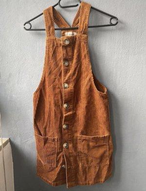 Denim & сo Cargo Dress dark orange