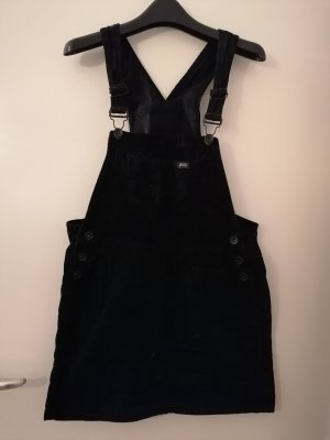 Superdry Pinafore Overall Skirt black