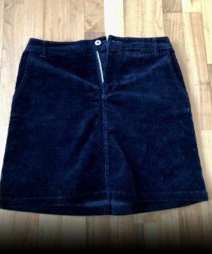 Tom Tailor Denim Miniskirt dark blue