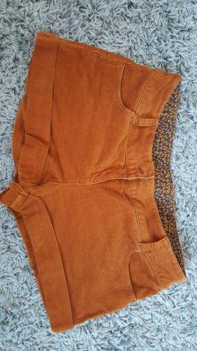 Cord-Shorts