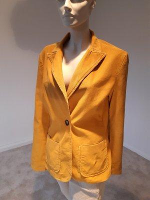 Miss Sixty Korte blazer geel