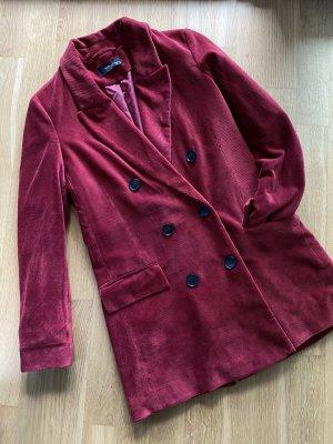 Reserved Lange blazer veelkleurig
