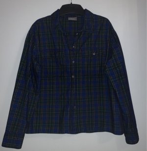 Yessica Flannel Shirt multicolored