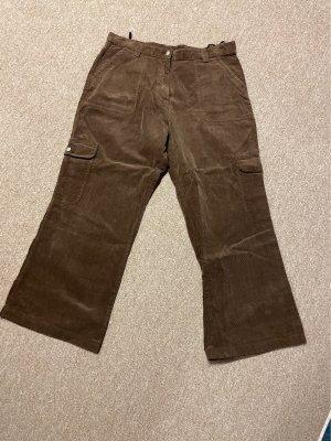 Miss Etam Pantalon cargo brun