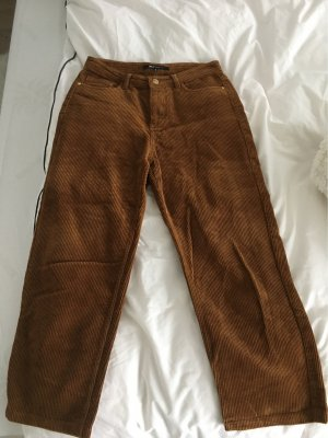 Only Corduroy Trousers brown