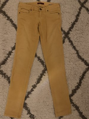 Mavi Jeans Co. Corduroy Trousers gold orange