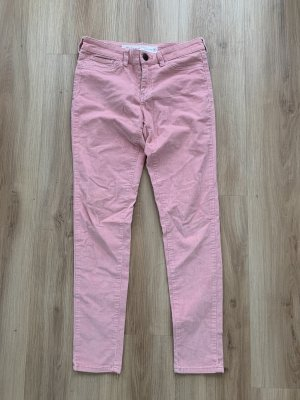 Next Pantalón de pana rosa