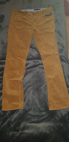 Tommy Hilfiger Pantalón de pana marrón arena