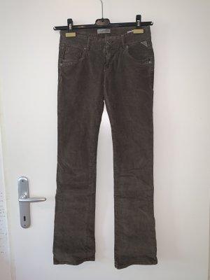 Replay Corduroy Trousers brown