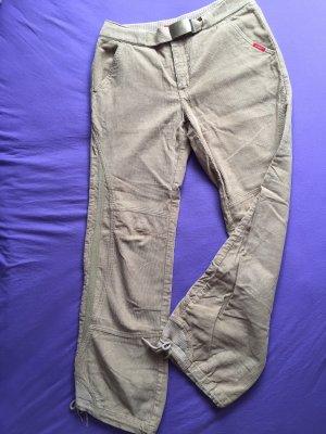 XX BY MEXX Pantalon en velours côtelé brun sable
