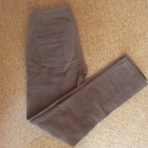 More & More Pantalon en velours côtelé multicolore