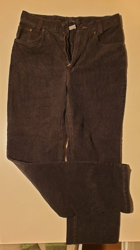 Jake*s Pantalon en velours côtelé multicolore