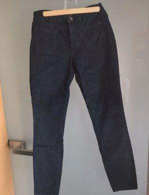 Tom Tailor Denim Pantalon en velours côtelé multicolore