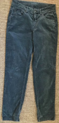 Cambio Corduroy Trousers grey mixture fibre