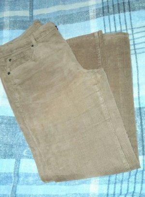 Montego Pantalón de pana multicolor tejido mezclado