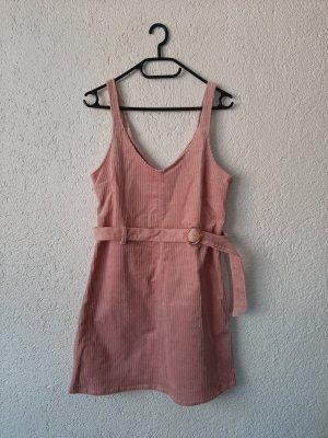 H&M Sukienka dresowa różowy