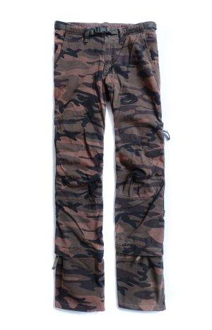 Cordon Pantalone largo multicolore Cotone
