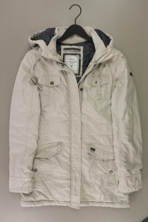 Cordon Abrigo con capucha blanco puro