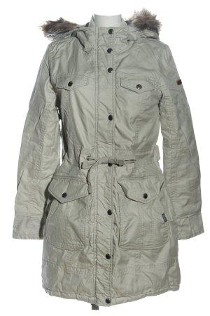 Cordon Giacca invernale grigio chiaro stile casual