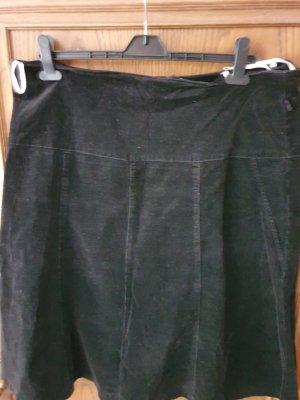 M&S Falda estilo cargo negro