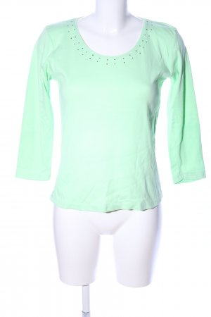 corena Sweatshirt grün Casual-Look