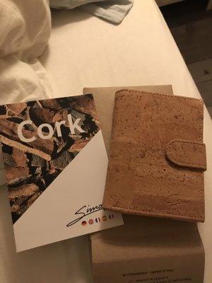Cork Geldbörse Simara neu