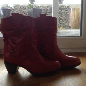 Corkies rote Stiefel / Stiefeletten / Boots - neu