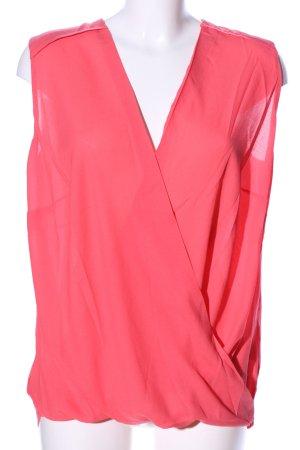 Corley ärmellose Bluse pink Casual-Look