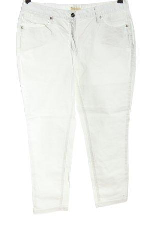 Corley Spodnie biodrówki biały W stylu casual