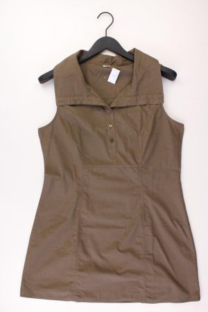 Corley Top Polo vert olive coton