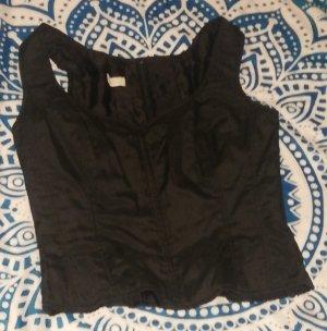 Aygill's Sukienka z gorsetem czarny