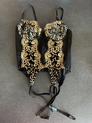 Unbekannte Marke Corsé negro-color oro