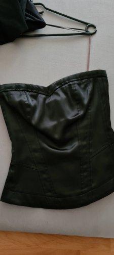 Orsay Corsage Top black