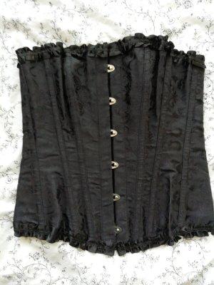 alcatraz gothic Corsage black