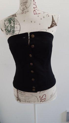corsage schwarz