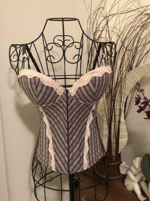H&M Bustino rosa-grigio