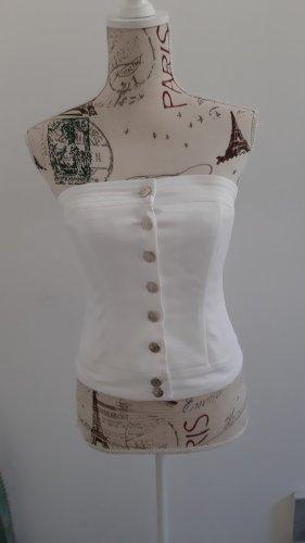 corsage weiß