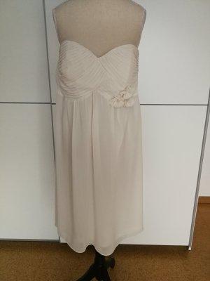 Esprit Corsage Dress cream