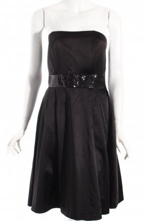 Corsage Dress black party style