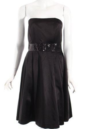 Corsagenkleid schwarz Party-Look