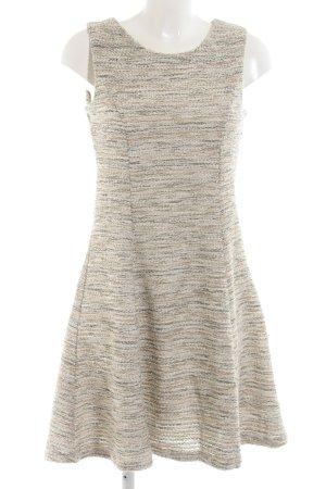 Cortefiel A-Linien Kleid meliert Business-Look